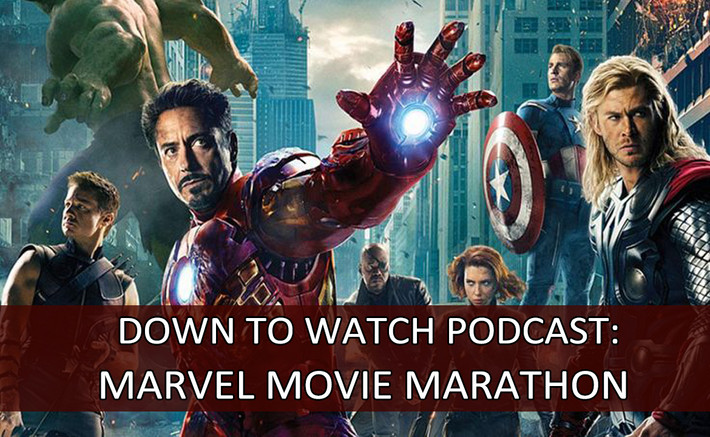 Episode 53: Marvel Movie Marathon