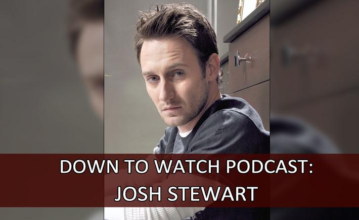 Episode 44: Josh Stewart