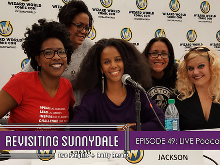 LIVE Podcast: Women in Sci-Fi