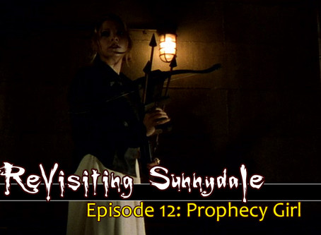 Prophecy Girl S1 E12