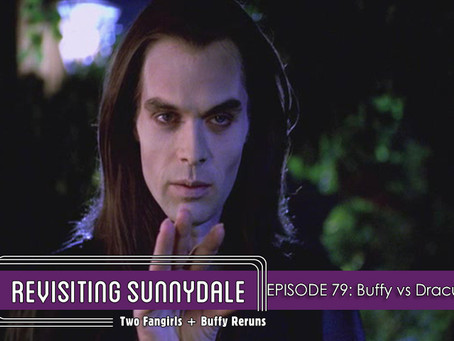 Buffy vs Dracula S5 E1