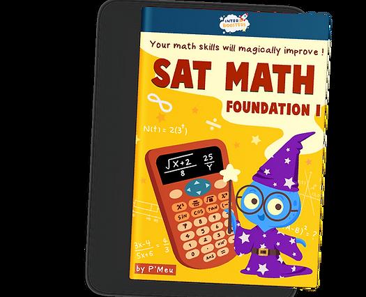 เรียน sat math interboosters