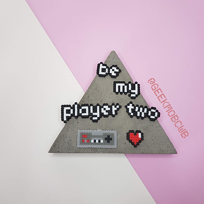 """Kit """"Be my player Two"""""""