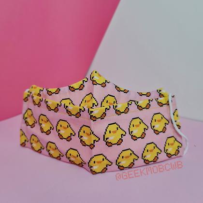 Mascara Pato Assassino