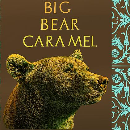 Big bear caramel