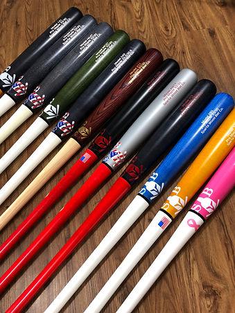 Adult Baseball League Bats