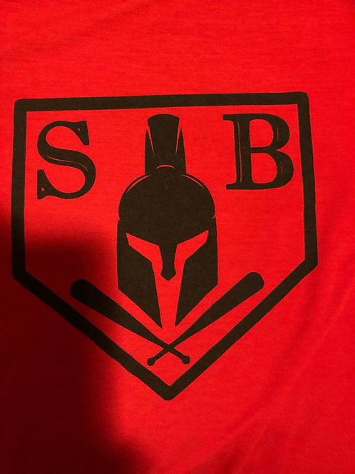 SPARTA RED T-SHIRT