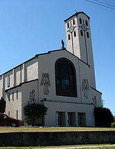 St. Peter's Catholic Church, Nanaimo, BC
