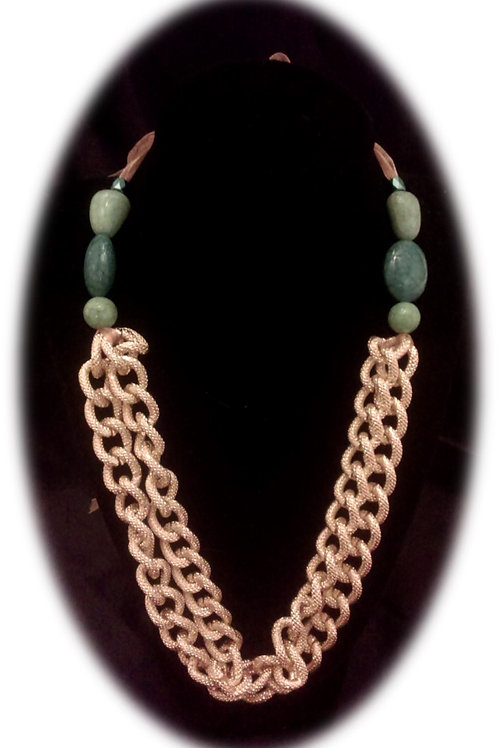 Coral Gold Link