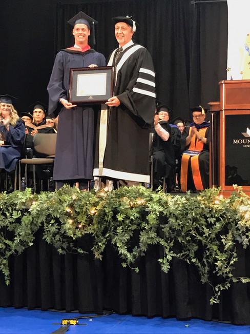 Honorary Bachelor of Communication Degree, Public Relations, Mount Royal University, 2017