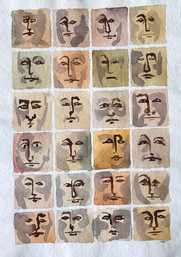 Heads series