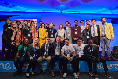 One Young World Summit, London 2019
