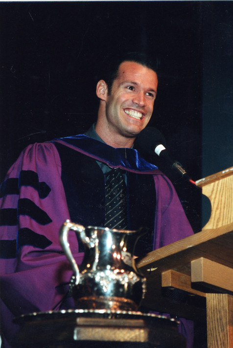 Honorary Doctorate of Laws for athletic accomplishment, ethical leadership and active humanitarianism, University of Western Ontario, 2001