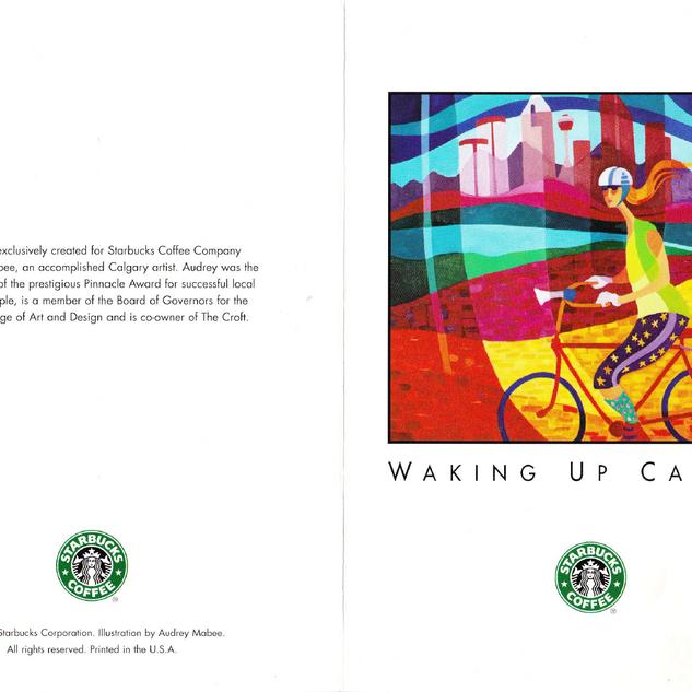 Starbucks Calgary, 1996