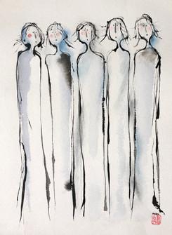 The Girls series