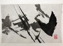 Brushwork series