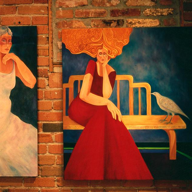 Audrey Mabee Studio, Art Central, 2004 - 2007