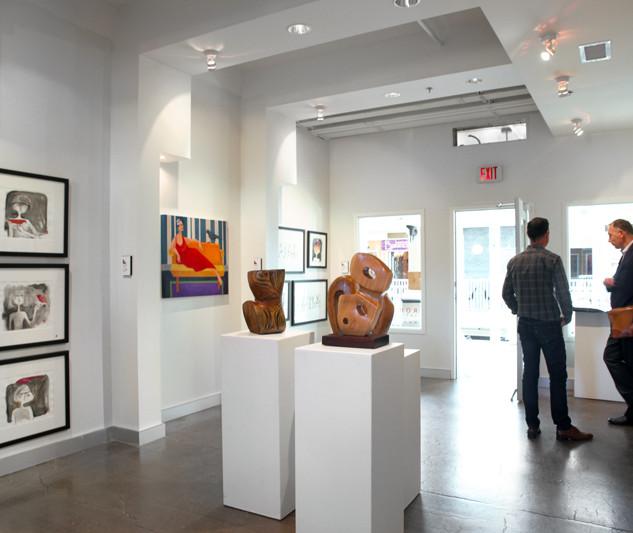 Axis Contemporary Art, 2012