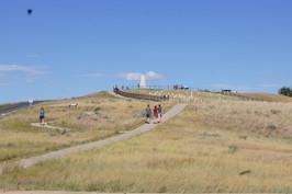 Little Big Horn Battlefield- 1876