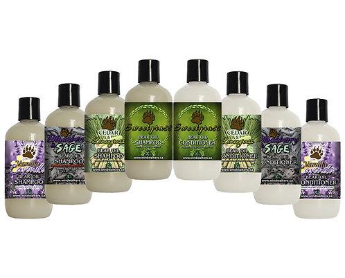 Bear Oil Shampoo & Conditioner