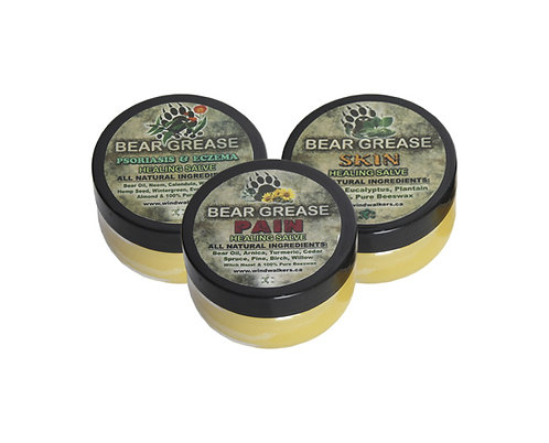 Bear Grease (Now only Sold within Canada) Sorry!