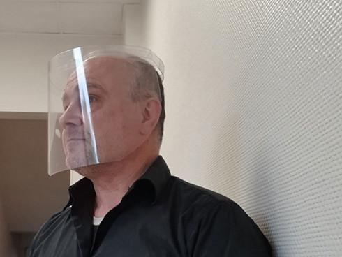 Protection vitre et visière