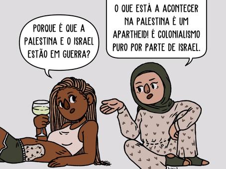 Colonialismo não é do passado