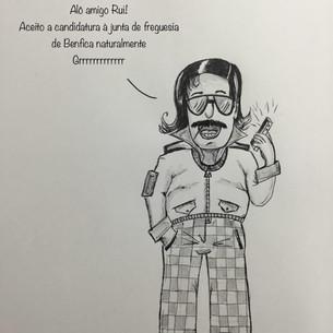 A convocatória de Rui Rio