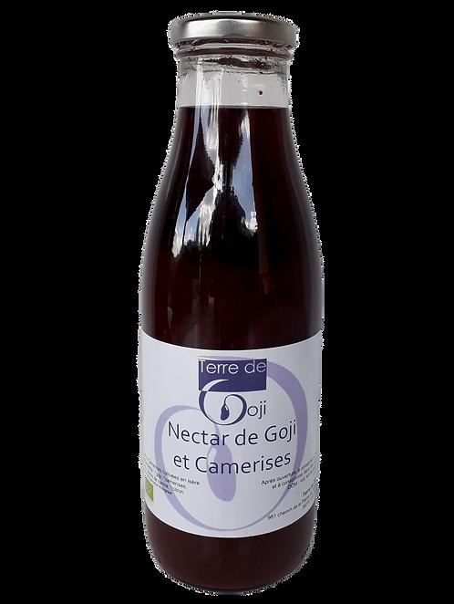 Nectar de Goji et Camerises