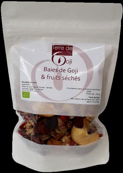 Baies de Goji & fruits séchés