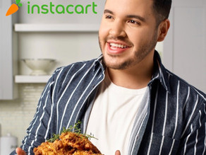 Chef Chris Valdes and Instacart partner to celebrate Latinx Heritage Month with a Sazón Collection