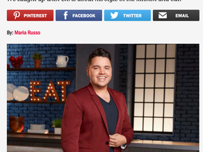 9 Questions with Chris Valdes, New Food Network Star Finalist