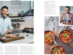 Modern Luxury: Cuban recipes & childhood memories set the tone in Miami chef Chris Valdes' cookbook.