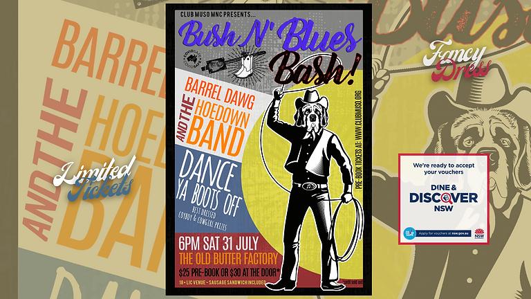 Bush N' Blues Bash