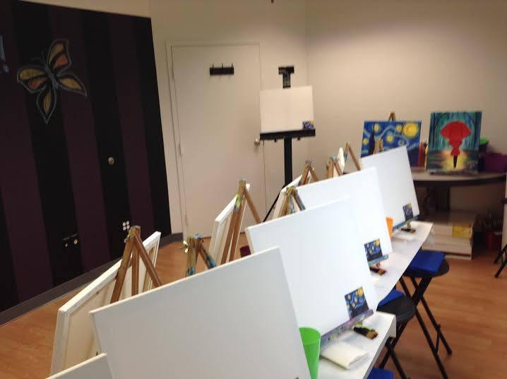 Art Frame Solutions Art Classroom
