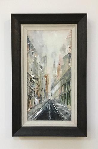 Wandering Aimlessly Original Art