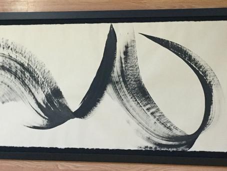 Large Fine Art Custom Framed make a Statement