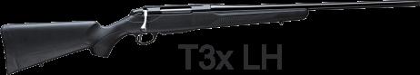 Tikka T3X 7mm-LH,  270Win LH, 308WIN LH