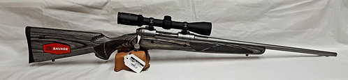 Savage Model 110 7mm-08 with Burris scope