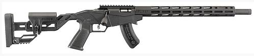 Ruger 8403 Precision Bolt Action Rifle, 17 HMR