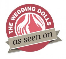 Featured on The Wedding Dolls