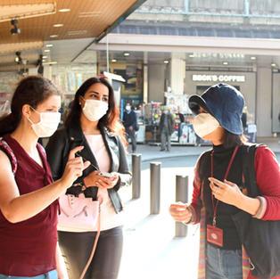 Meet at Ryogoku Station