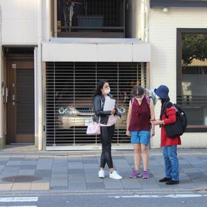 Hokusai street