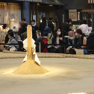 Sumo and Shintoism