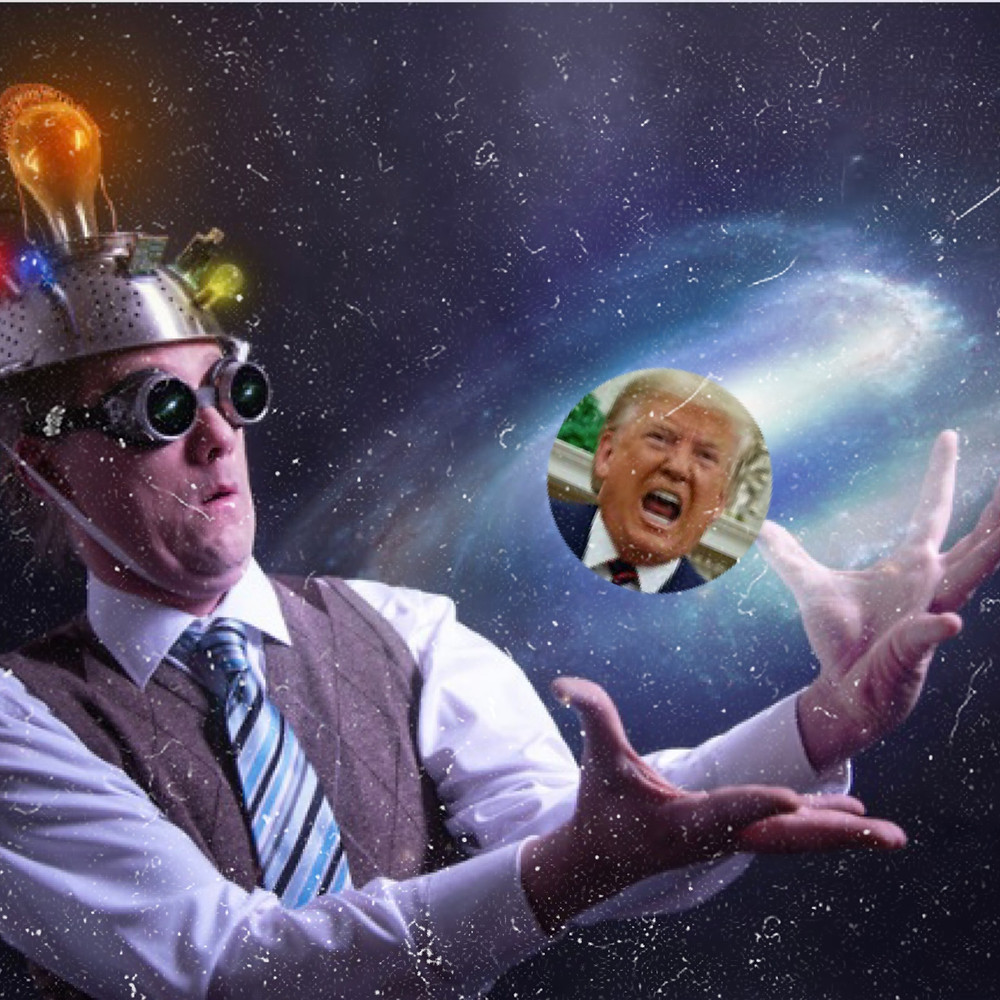 Trump conspiracy theorist