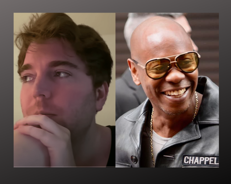 Shane Dawson and Dave Chappelle
