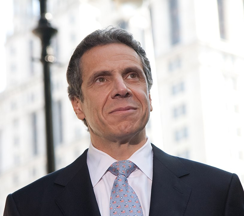 By Pat Arnow - Andrew Cuomo, CC BY-SA 2.0, https://commons.wikimedia.org/w/index.php?curid=11964830