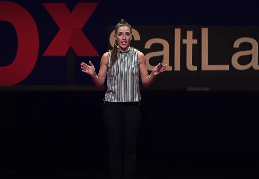 Via YouTube @ TEDx Talks The Simple Cure for Loneliness   Baya Voce   TEDxSaltLakeCity