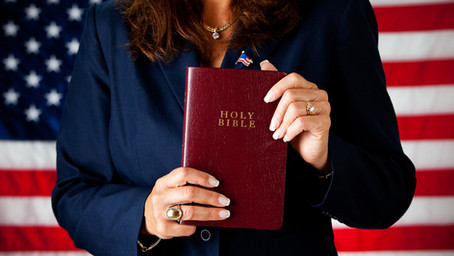 The Separation Of Church And State Does Not Exist In America