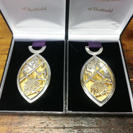 Sheffield Cathedral Vergers Medals